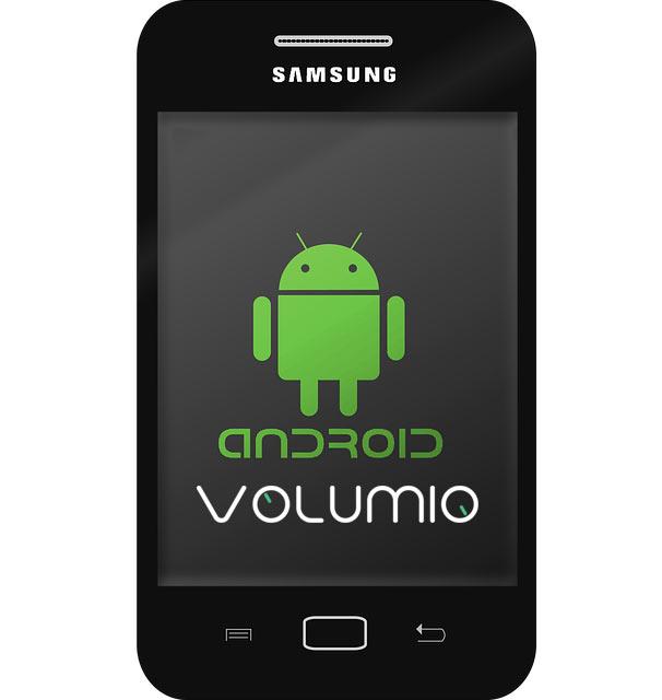 Volumio Android Apps - Volumio
