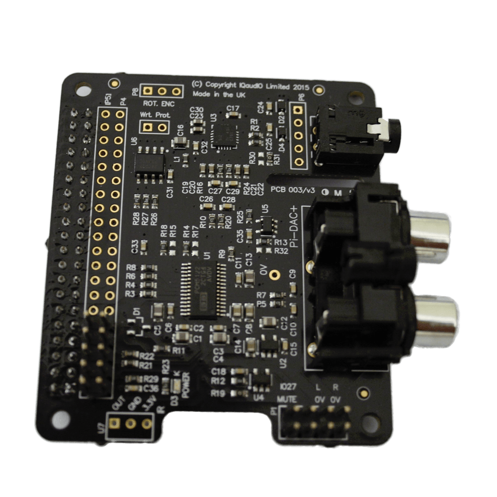 IQaudio – DAC Bundle Kit