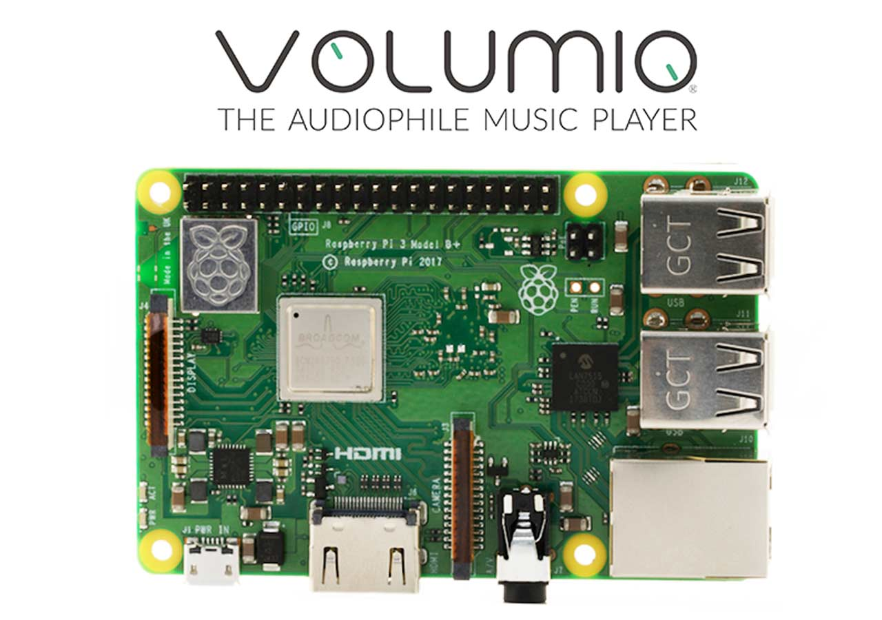the new raspberry pi 3b audio related review volumio. Black Bedroom Furniture Sets. Home Design Ideas