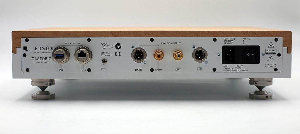 Oratorio-DAC-Streamer
